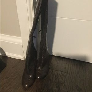 Nine West Knee High Boots Size 7.5
